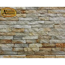 Камінь Фасадно-стінова нарізка, облегшена, 40мм