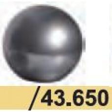Шар пустотілий гладкий (куля), діаметр 50мм