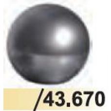 Шар пустотілий гладкий (куля), діаметр 70мм