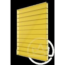 Полікарбонат сотовий Soton жовтий, 4 мм