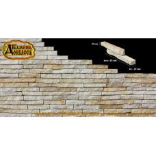 Камінь Фасадно-стінова нарізка, 20мм