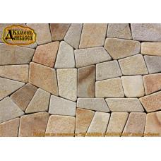 Камінь Мозаїка окатанна, 30мм