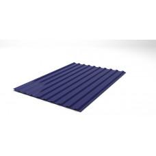 Профнастил синій НС-14, висота 1,5м