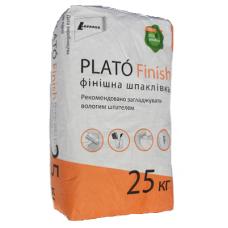 Шпаклівка PLATO фініш, 25кг