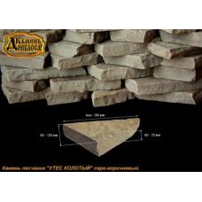 Камінь Утес (скеля) колотий, 40-60 мм