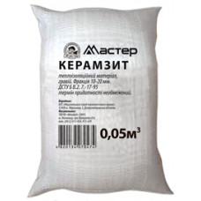 Керамзіт, мішок =0,05 м.куб.